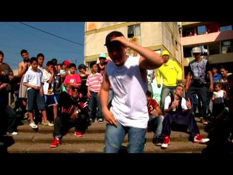NENA DE BARRIO - MACHO Y EL REY FT. LOS ROMPEDISKOTEKAS - HD