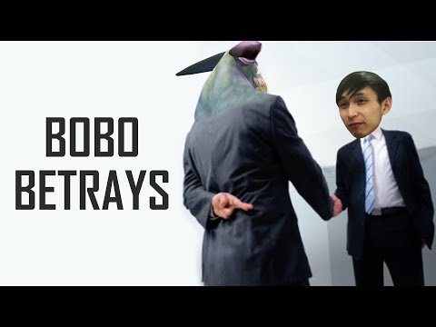 BOBO BETRAYS ME (SingSing Dota 2 Highlights #1090)