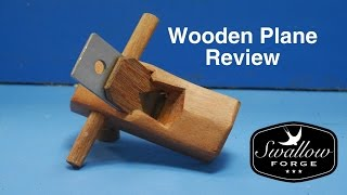 $6 Wood Plane Review . Swallow Forge.