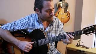 Stompin' At The Savoy -  Jazz Guitar