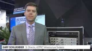Benefits of migrating from Analog to P25 Digital - Motorola Solutions at IWCE 2014
