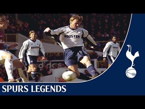 Teddy Sheringham | Spurs Legends