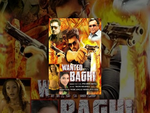Wanted Baghi (Full Movie) - Superhit Action Thriller HD Quality...