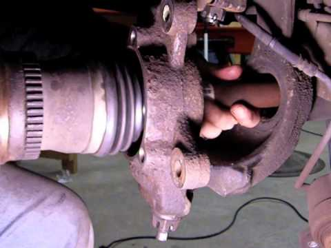 ball joint install 03 Grand Cherokee