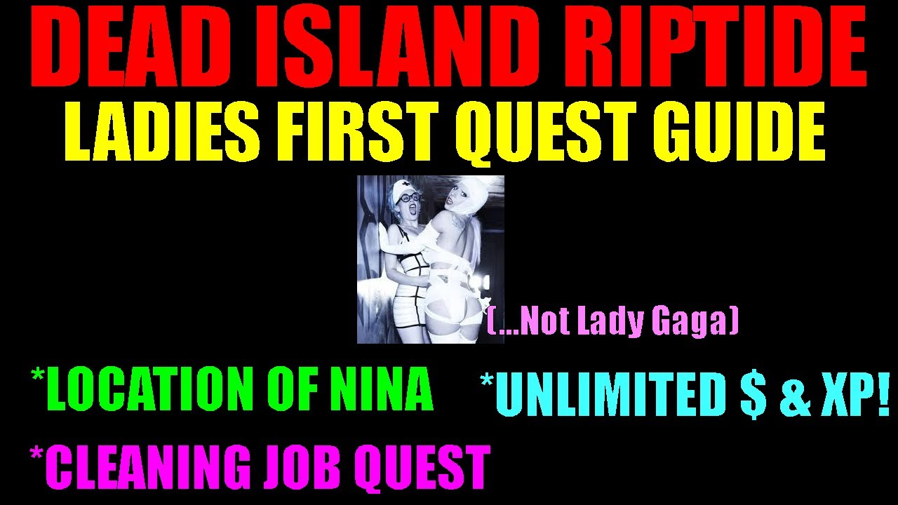 Bleach Dead Island Riptide Dead Island Riptide Ladies
