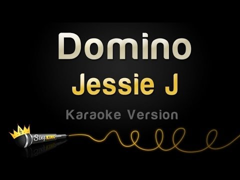 Jessie J - Domino (karaoke Version) video