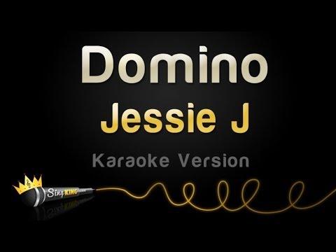 Jessie J - Domino (Karaoke Version)
