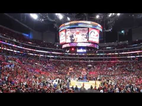 NBA Playoffs 2013 Memphis Grizzlies @ Los Angeles Clippers Game 2: Chris Paul Game Winner