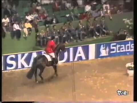 Thomas Fuchs - Dollar Girl - World Cup Göteborg 1989