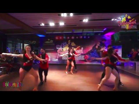 Fuera De Vista Salsa Show - 2.Salsensual Dance Festival Lebanon