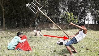 Must Watch New Funny😂 😂Comedy Videos 2019 - Episode 24 - Funny Vines || Pagla Kaka