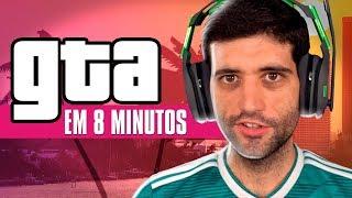 Zerando GTA em 8 minutos, será possível isso
