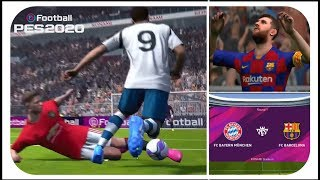 15 NEW CHANGES IN PES 2020 MOBILE GAMEPLAY