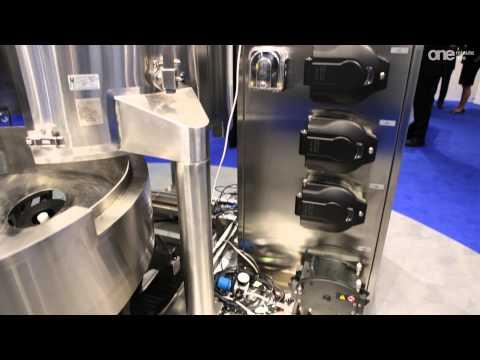 Produktvideos Achema 2015: Merck Millipore - MOBIUS SINGLE-USE 2000L BIOREACTOR