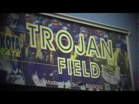 Dakota State Football highlights 2012