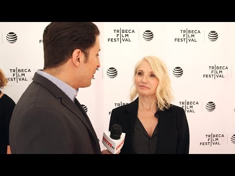 "Ellen Barkin at the ""Animal Kingdom"" Tribeca Film Festival Premiere Behind The Velvet Rope"