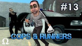 Cops & Runners | #13 - PULLING A FAST ONE ON DA COPS! | Ft. Gassy, Sparklez, Utorak