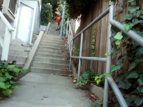 Music Box Steps Los Angeles Hardy's Music Box Steps
