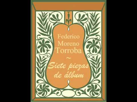 Федерико Морено Торроба - Siete Piezas - 1 Segoviana
