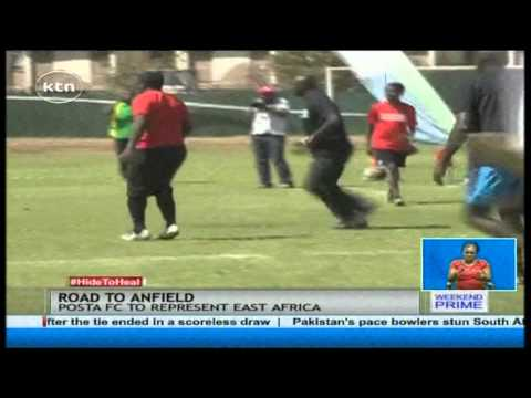 Post Football Club to represent East Africa in Anfield games