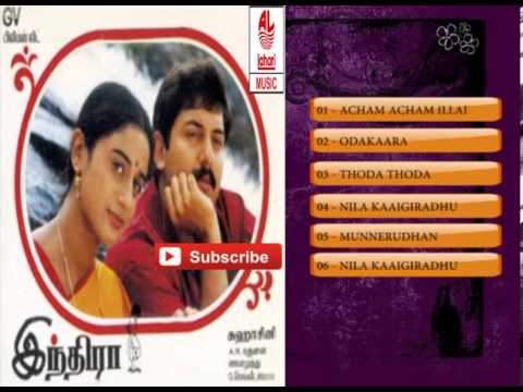 Indira Tamil Movie Songs Jukebox Anu Hasan, Arvind Swamy video