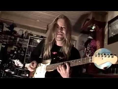 Roope Latvala's Guitars