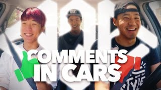 "COMMENTS IN CARS - ""BgA"" ft. JuNCurryAhn"