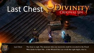 Divinity: Original Sin: The Last Chest