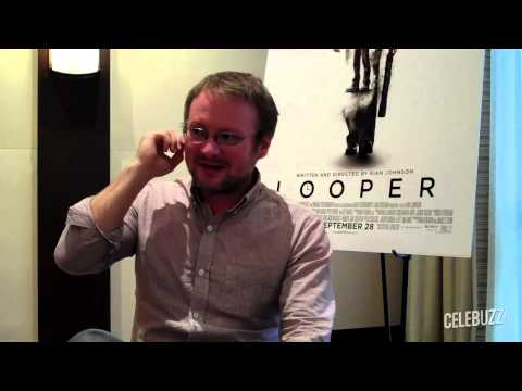 'Looper' Director Rian Johnson Interview Pt. 2