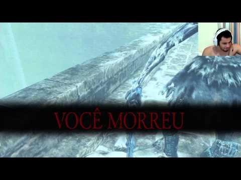 Dark Souls 2 (NG+) - Penetrando na 3ª DLC, Crown of the Ivory King, PT 1