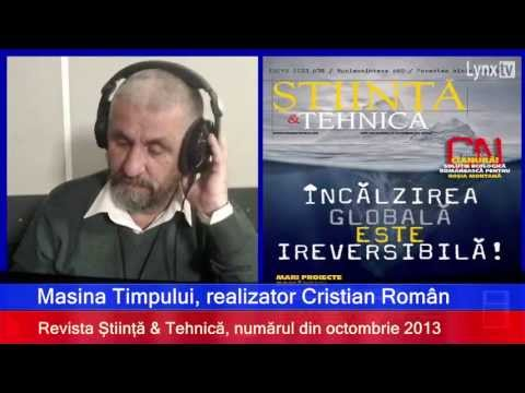 Revista Ştiinţă & Tehnică, numărul din octombrie 2013 (www.RadioLYNX.ro)