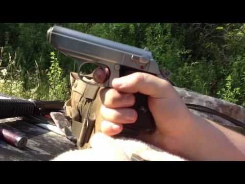 Interarms Walther PPK Safety Issues