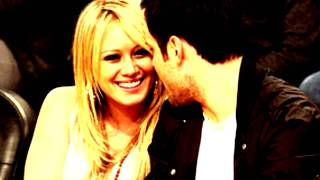 Hilary Duff And Mike Comrie - Love Just Is (Congratulations Hilary & Mike)