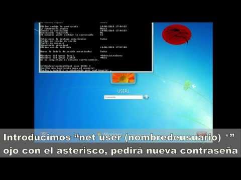 Quitar contraseña ADMINISTRADOR en Windows 7 y Windows 8