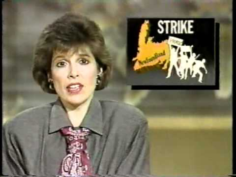 CTV National News 1985
