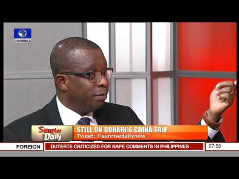 Buhari's China Trip Calls For More Attention On Our Economy - Anogwi Anyanwu Pt. 2