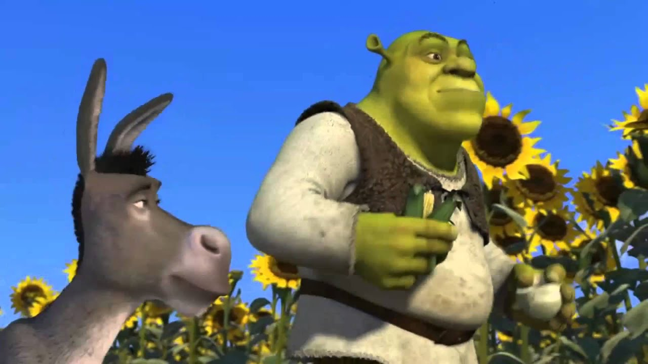 Ogres are like Onions - YouTube