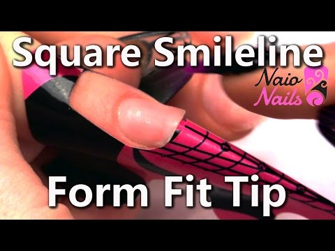 How to Fit a Sculpting Form to a Square Smileline