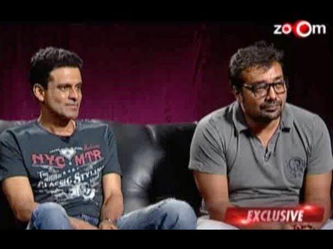Manoj Bajpai & Anurag Kashyap get candid about Ram Gopal Varma