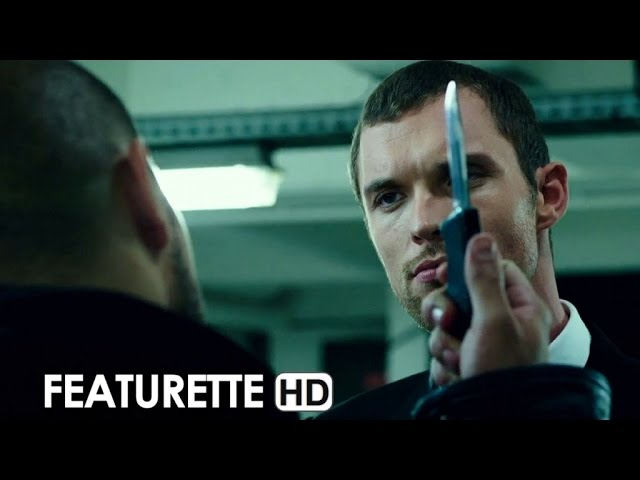The Transporter Refuelled Featurette 'Training' (2015) - Ed Skrein Action Movie HD