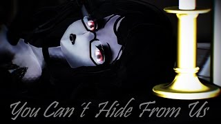 MMD You Can´t Hide From Us (Test Model Vampire)