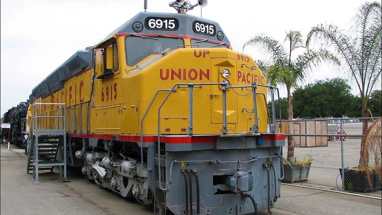 Biggest Car In World >> Biggest Diesel Locomotive - YouTube