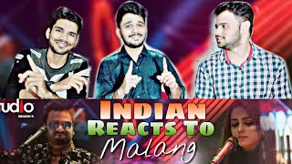 Indian Reaction On MALANG  Sahir Ali Bagga  Aima B