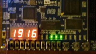 Clock data recovery verilog code