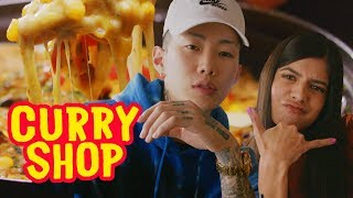 Jay Park Breaks Down Korean Bar Food | Curry Shop