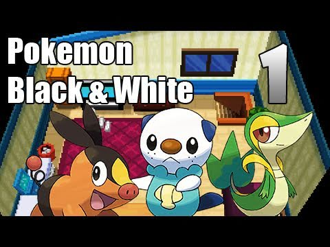 Pokémon Black & White - Episode 1