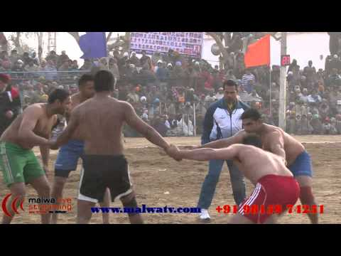 Jagraon Kabaddi Cup 2013 In Hd (high Definition) video