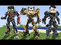 TRANSFORMERS OLDUK! - Minecraft