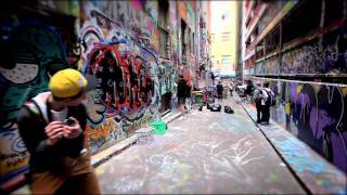 WRITERS BENCH:The Evolution of Melbournes Graffiti & Street Art Culture. 1980-2011