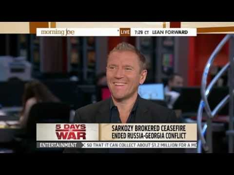 Renny Harlin about 5 Days of War (MSNBC)